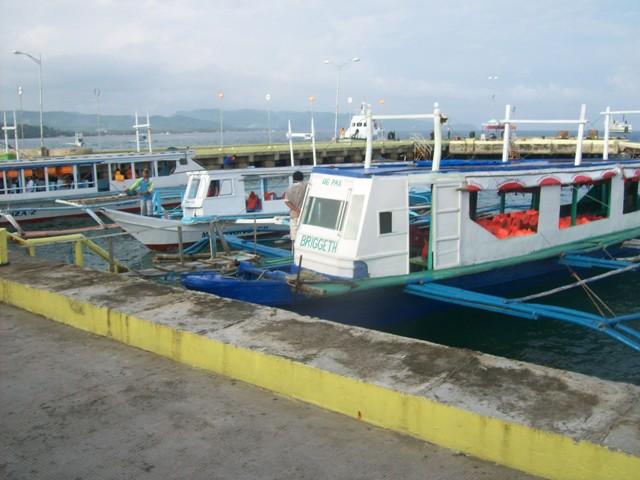 Boat Transfer to Boracay