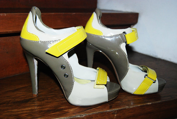 ALDO- worn once only P2,000