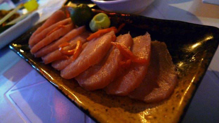 Joed's Lutong Hapon's Sashimi