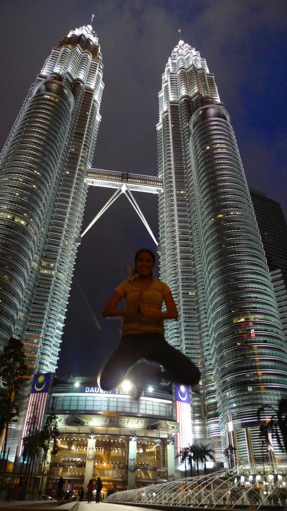 My Petronas Buddha Jumpshot (August 2011)