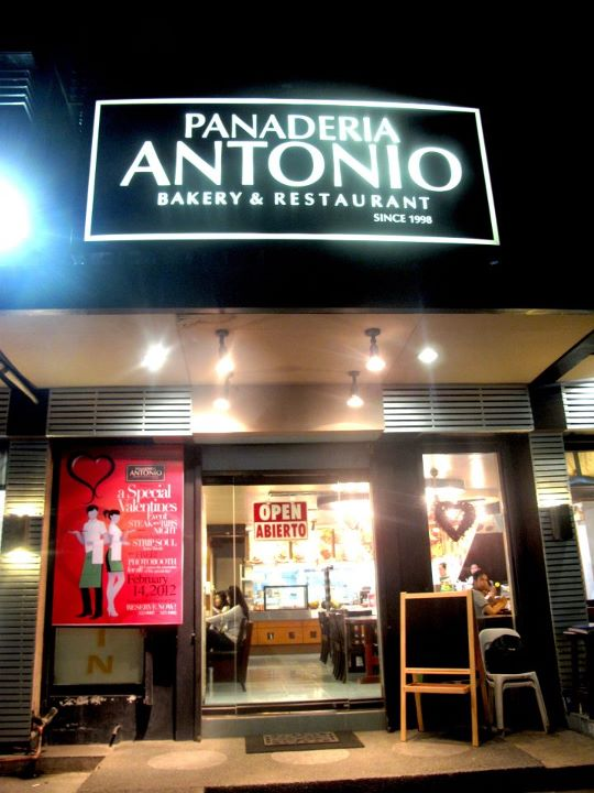 Panaderia antonio bakery and restaurant calasiao for Antonio s italian cuisine