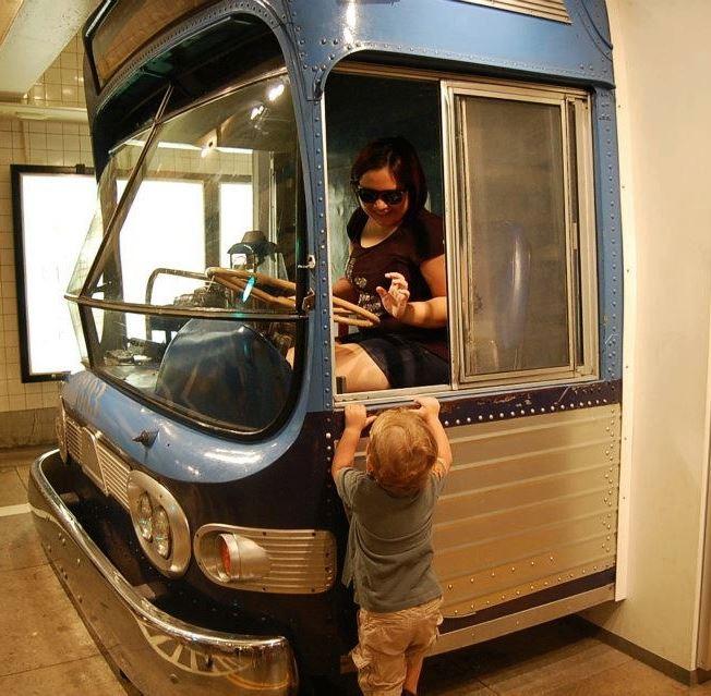 New York Transit Museum, Brooklyn, New York