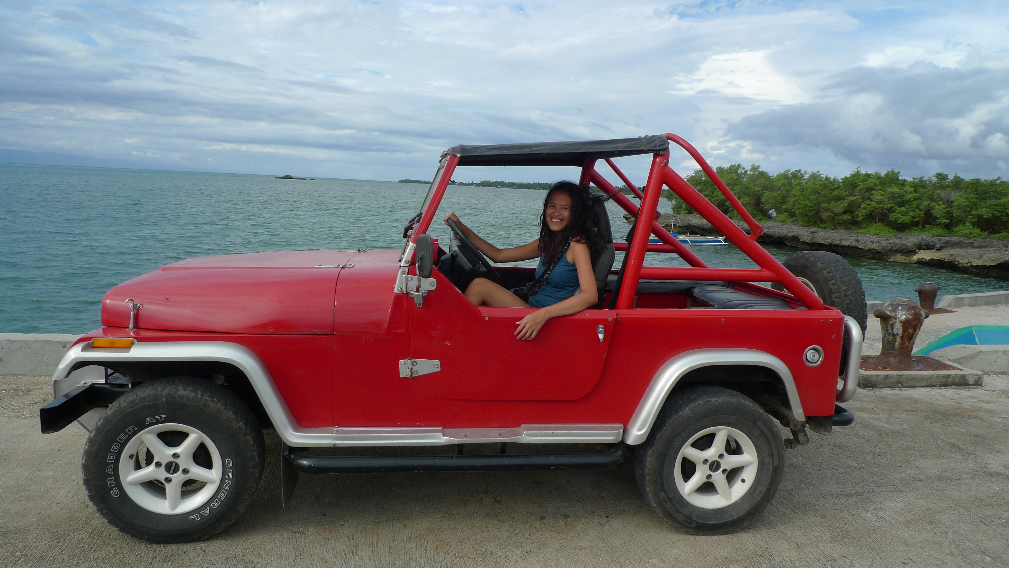Siquijor Roadtrip Series | I can drive... you crazy =))