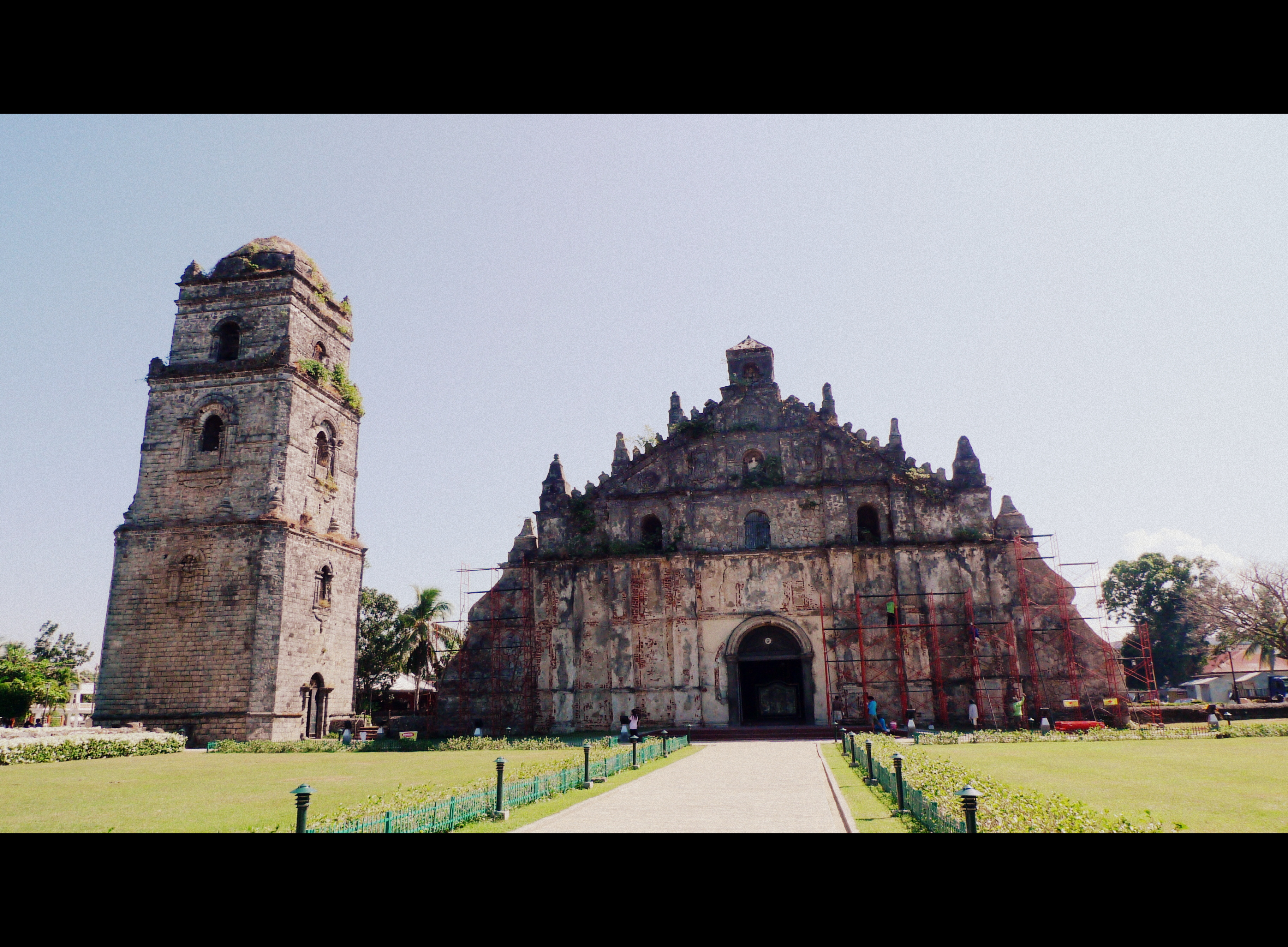 Paoay Church - a UNESCO World Heritage Site