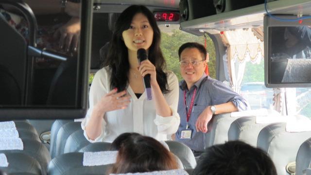 Our Jolly Taipei Tour Guides :D