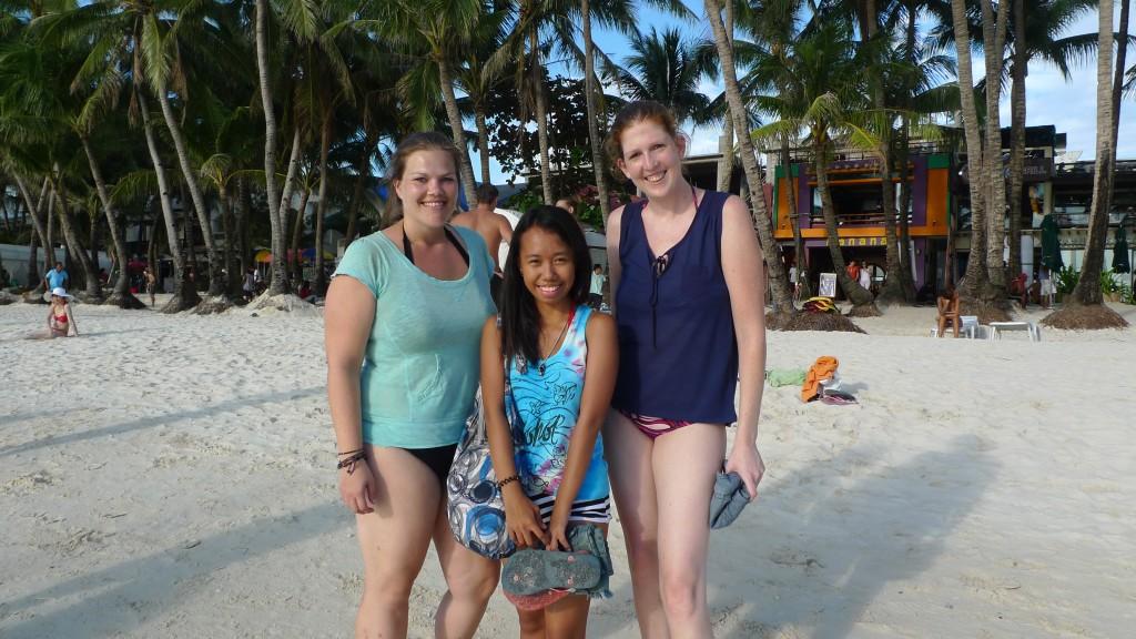 Rochelle, Brenna and Annemiek