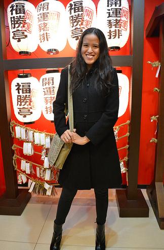 Winter Time in Tokyo... Taipei, Taiwan! Hehe :D
