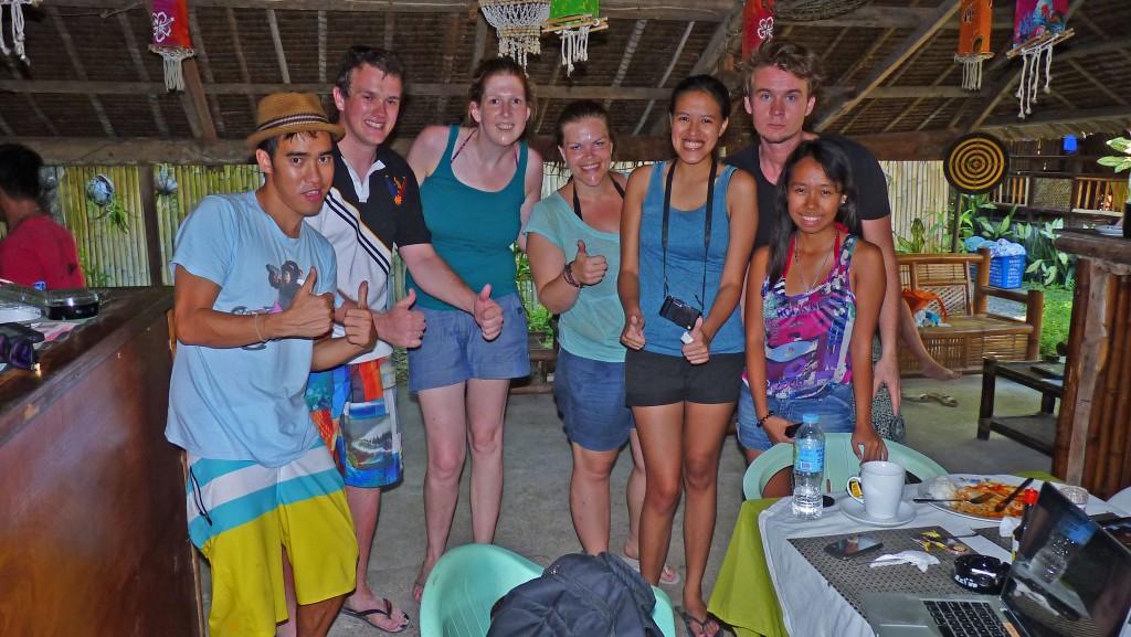New Friends we met at Frendz!