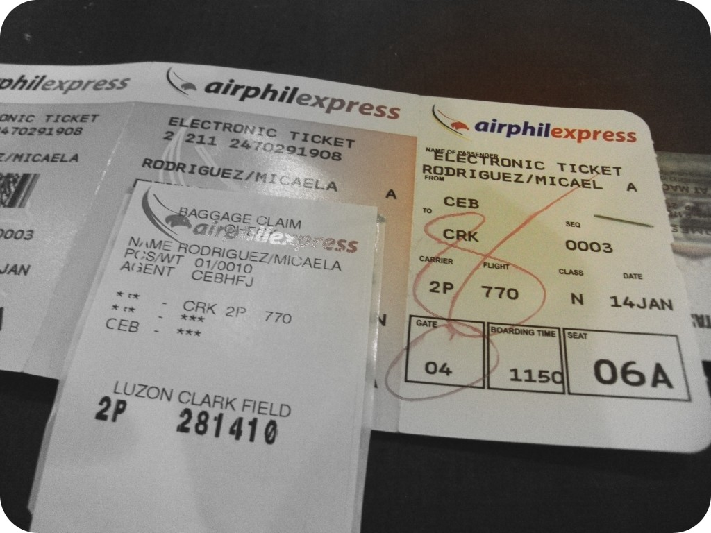 APX Boarding Ticket