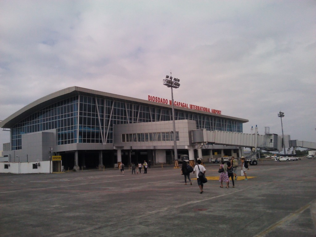 Diosdado Macapagal International Airport / Clark  Airport