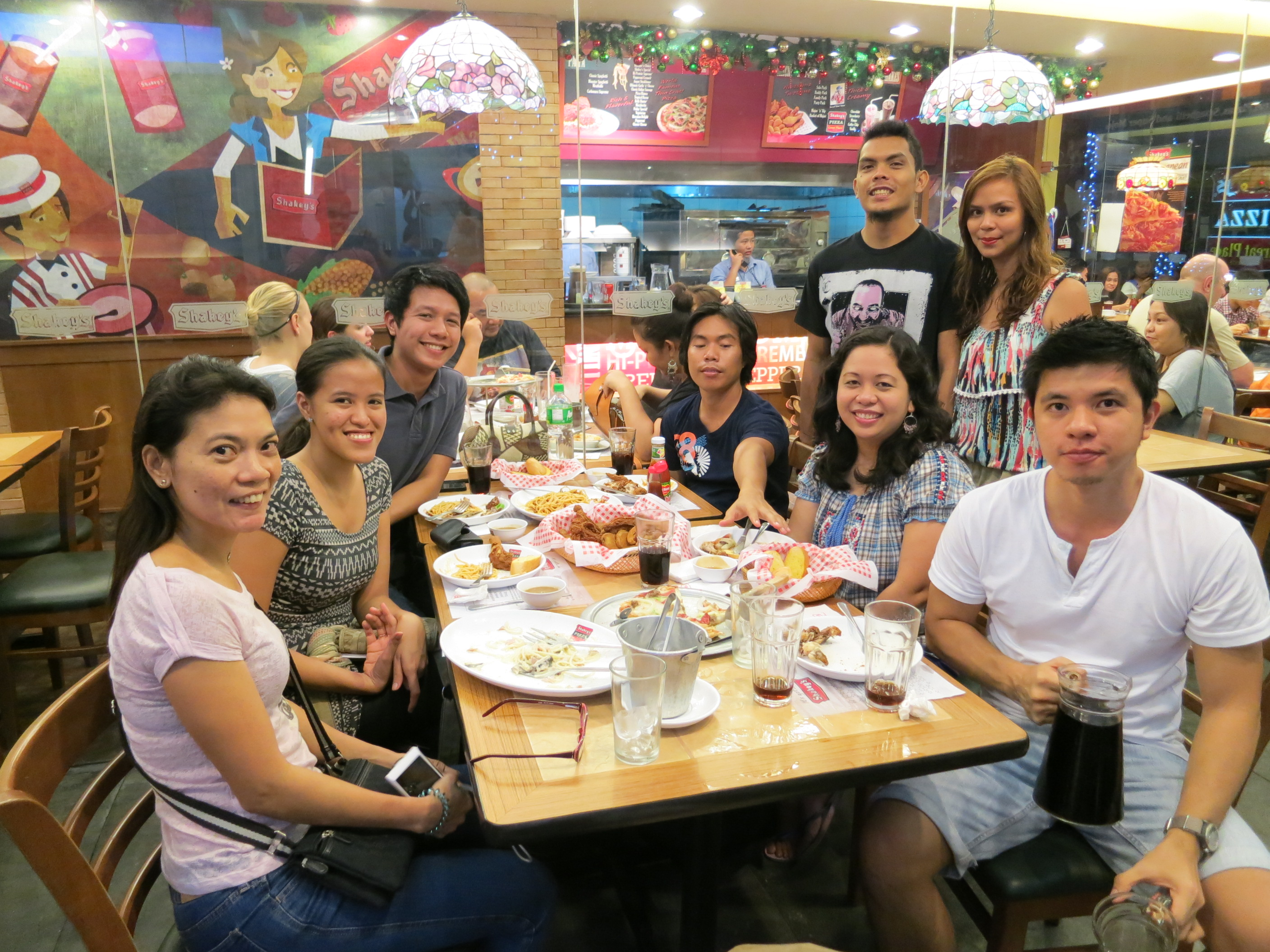 Pre-Sinulog Dinner with Blogger Friends in Cebu