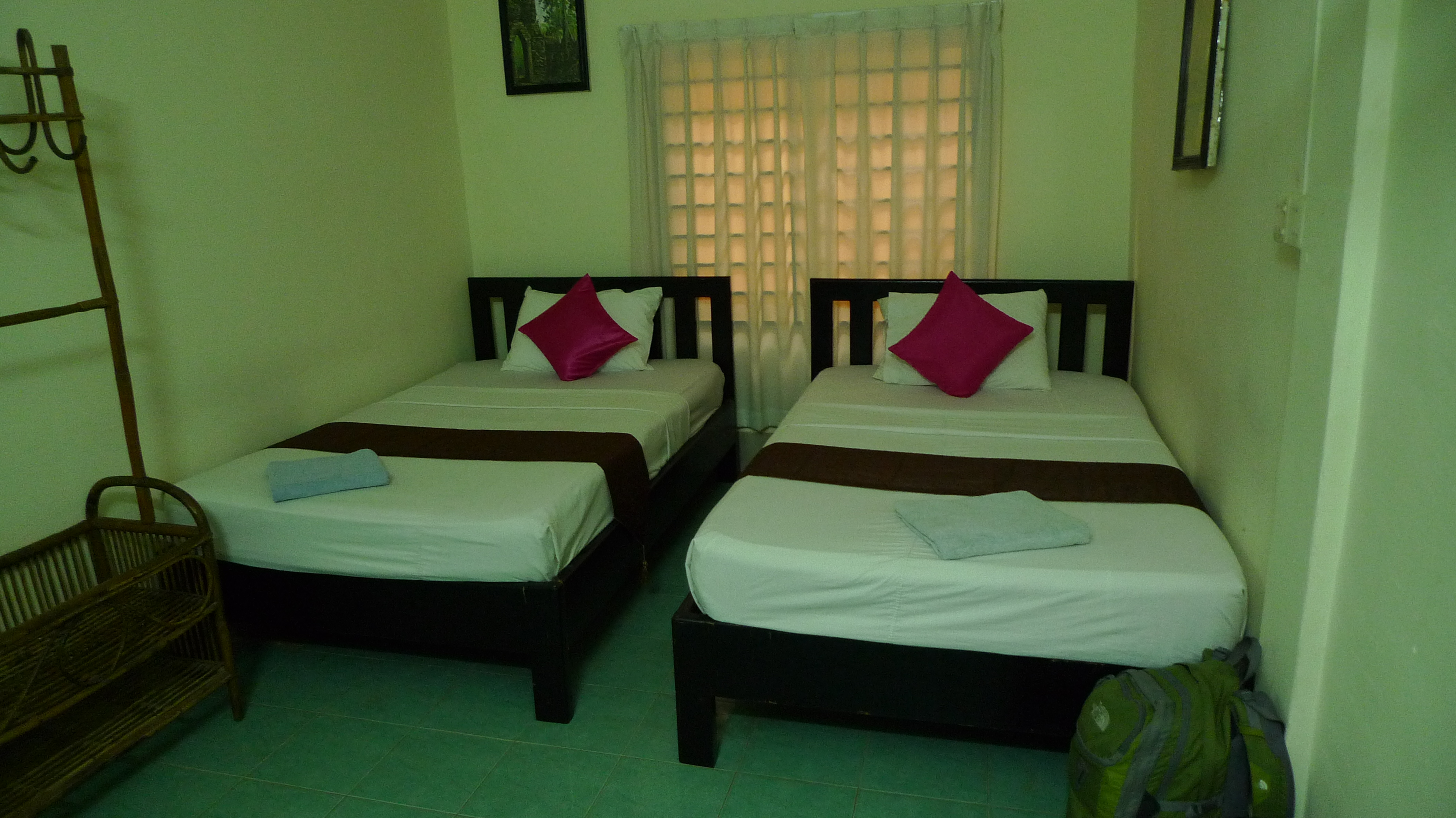 Our first room in Victory Guesthouse