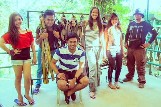Thanks for the funSubic Tree Top Adventure!