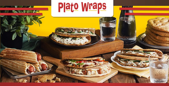 Plato Wraps Fillings: Great Meals in Small Packages