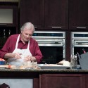 renowned chef Jacques Pepin by Edsel L