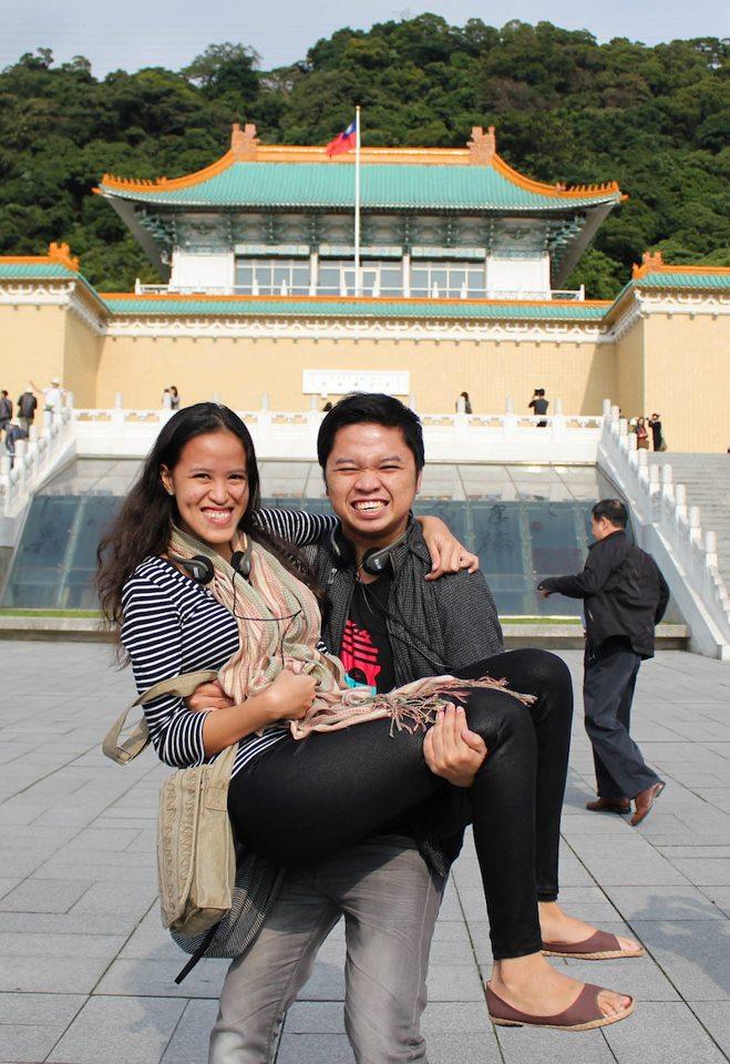 Happy Moment in Taipei, Taiwan