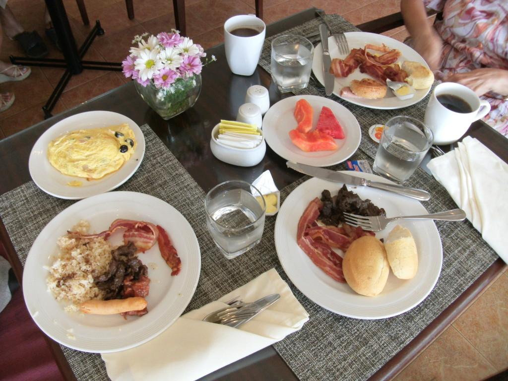 Birthday Breakfast Round 1 of 4