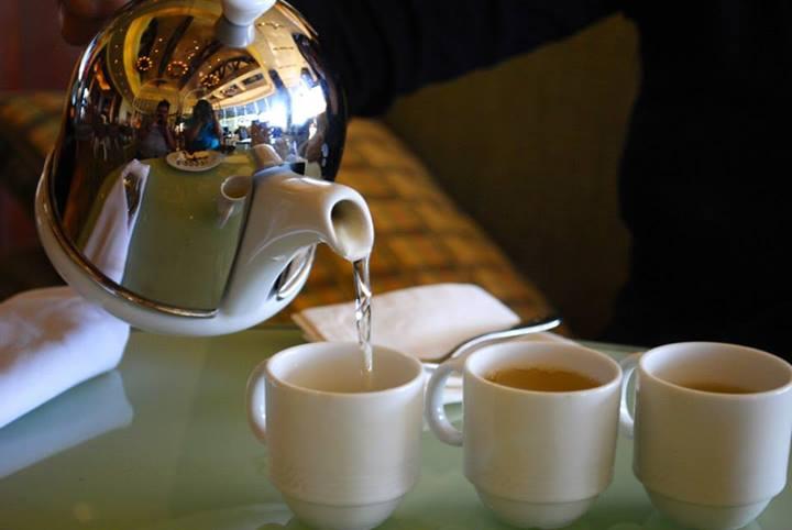 Want a cuppa? (Taal Vista Signature Tea)