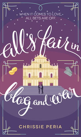 Book Cover of 'All's Fair in Blog and War'