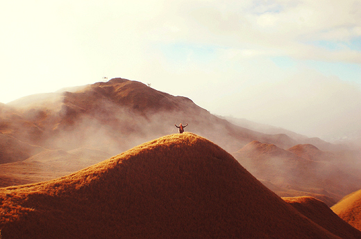 Mt. Pulag | Photo by The Travelling Dork