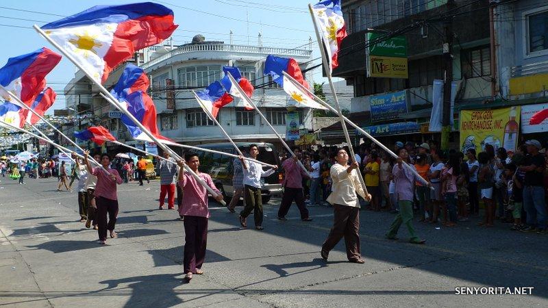 Iwagayway ang bandila! (Fiesta Republika ng Bulacan Festival of Guiguinto, Bulacan)
