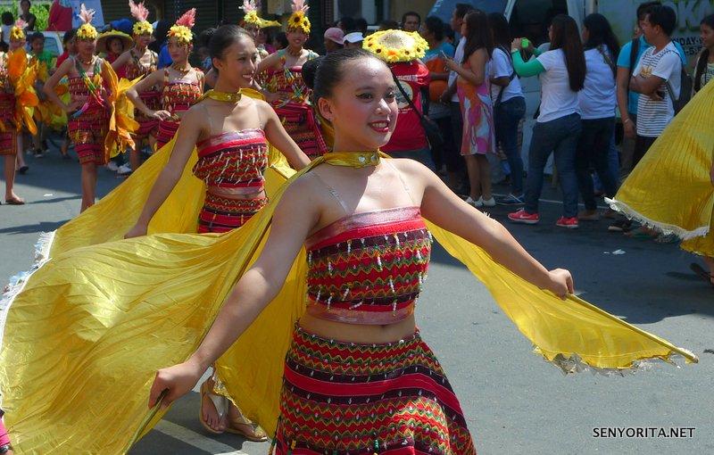 Napintas nga balasang (Panagbenga Festival of Baguio City)