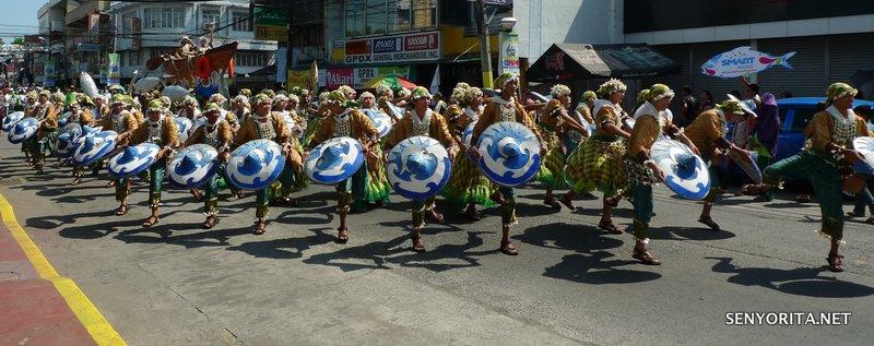 Brgy. Pantal representing Bangus Festival!