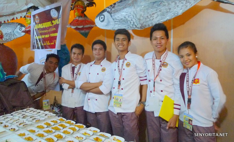 Participants from the University of Luzon