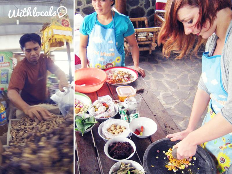 Cooking Lesson with an Indonesian host? Why not? :D