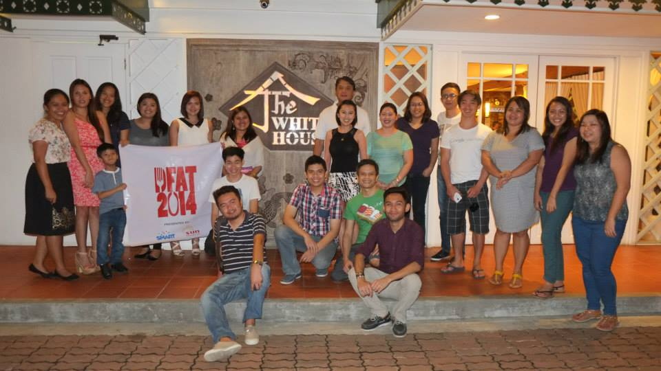 DFAT 2014 Group Photo grabbed from Sarah Dayrit