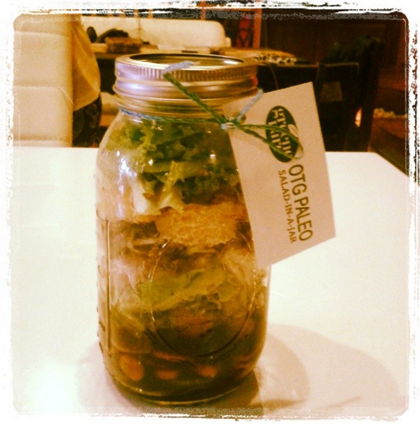 Salad-in-aJ-Jar by Green Dare
