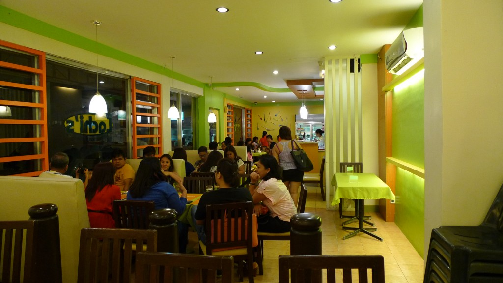 Surprised with the new and vibrant look of Lachi's!