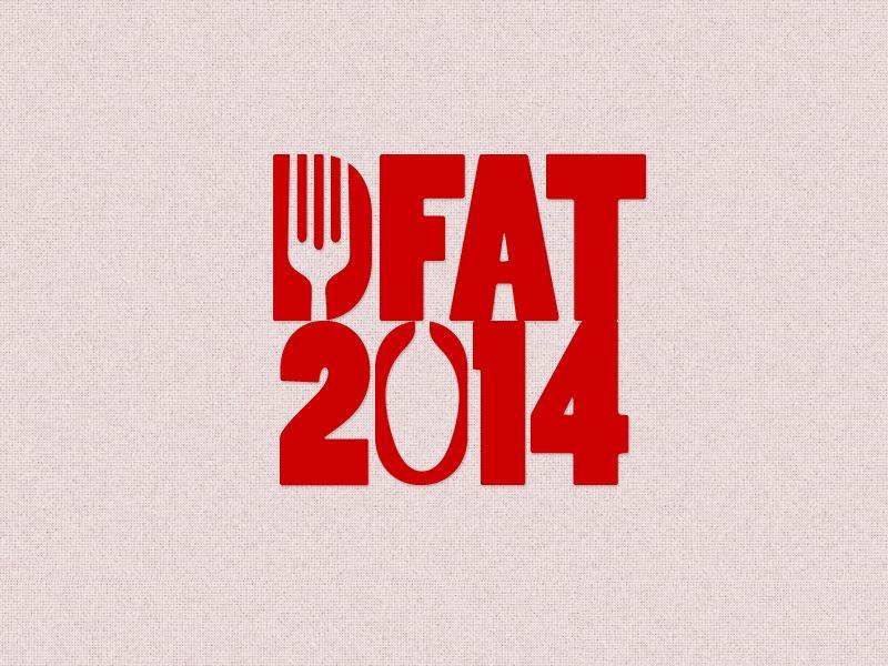 Davao Food Appreciation Tour 2014 Official Logo