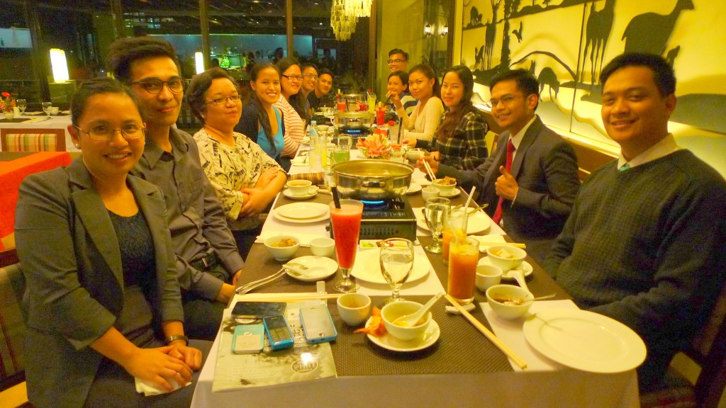 Hot Pot Feast @ Tradisyon - Azalea Residences Baguio