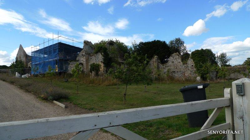 The Franciscan Friary Ruins