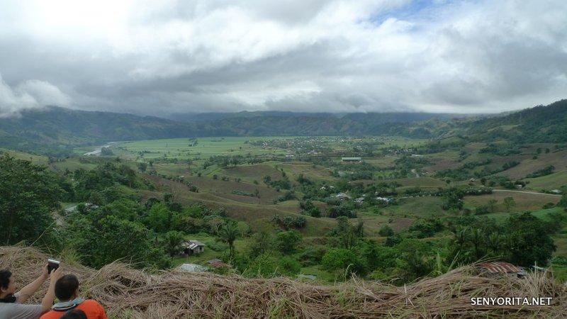 Breathtaking view of Nagtipunan, Quirino Province