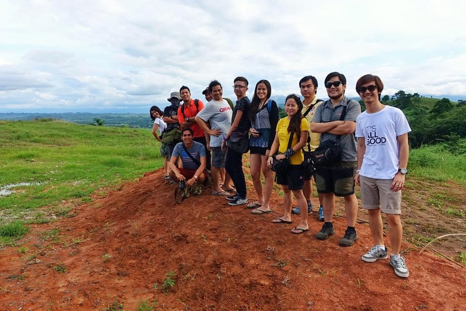 At Quirino's Motocross Mountain Track | Photo by Libotero