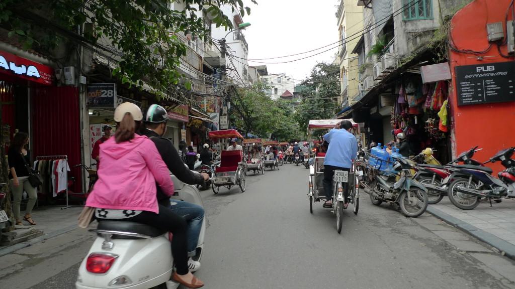 Hanoi-CycloTour-OldQuarter
