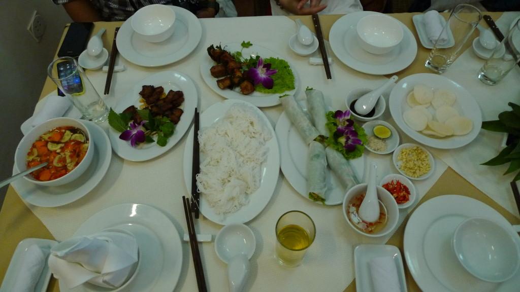 Hanoi-Vietnam-Green-Lotus-Lunch