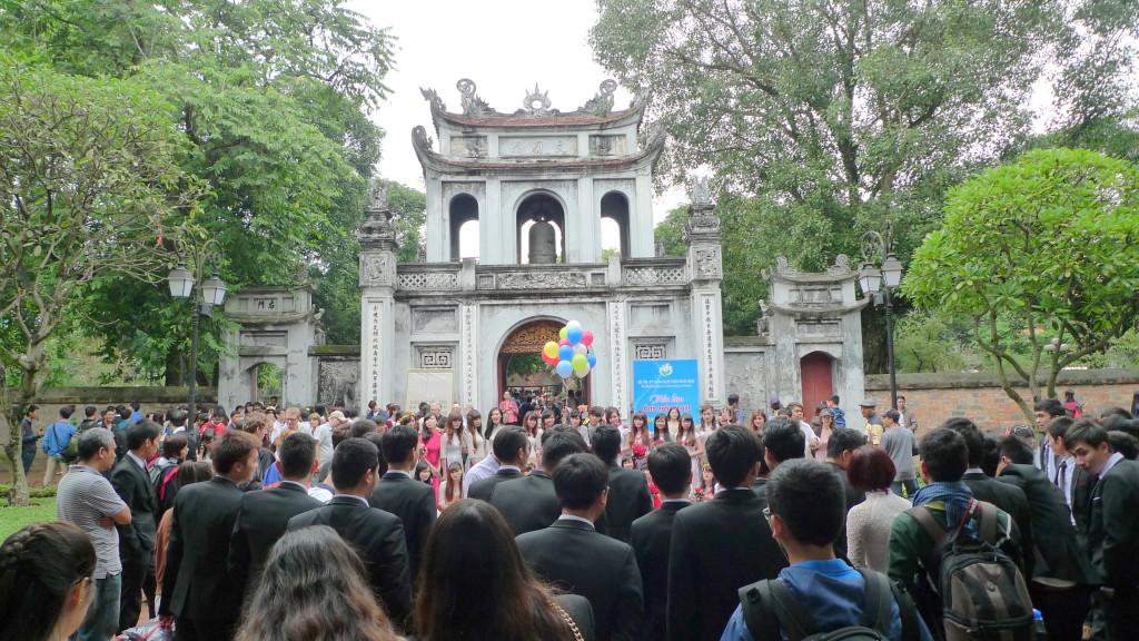 November is graduation season in Vietnam!