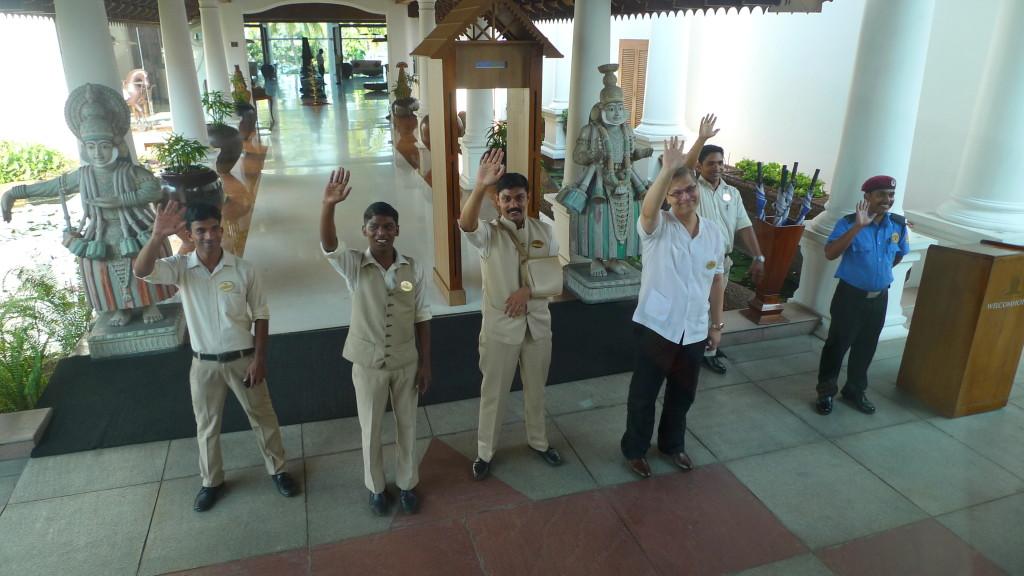 Thank you WelcomHotel Raviz Ashtamudi! Hope to see everyone again soon :D
