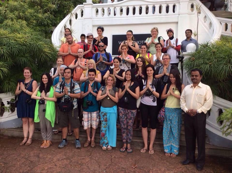 The Kerala Blog Express 2 Family at WelcomHotel Raviz Ashtamudi