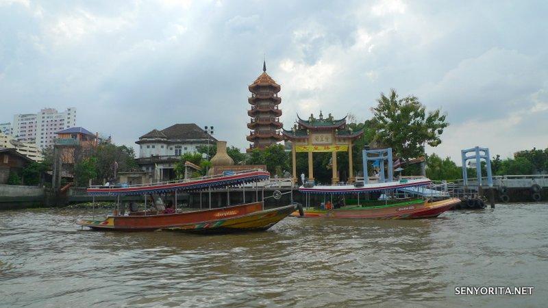 Afternoon Barge Cruise in Bangkok