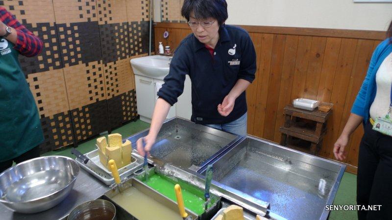 Making Fake Food Wax Sample In Japan Cabbage Lettuce