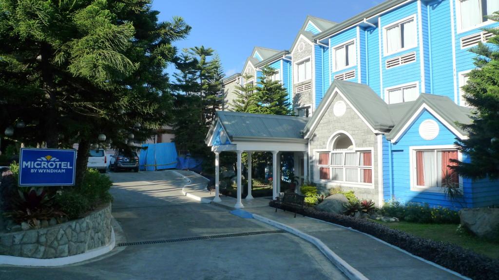 Microtel Baguio Inn & Suites