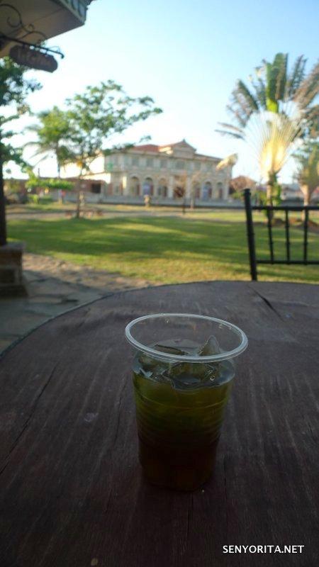 Welcome Drink - Sago't Gulaman