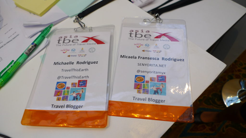 Yep, Mica Rodriguez and Mica Rodriguez in one conference! :D