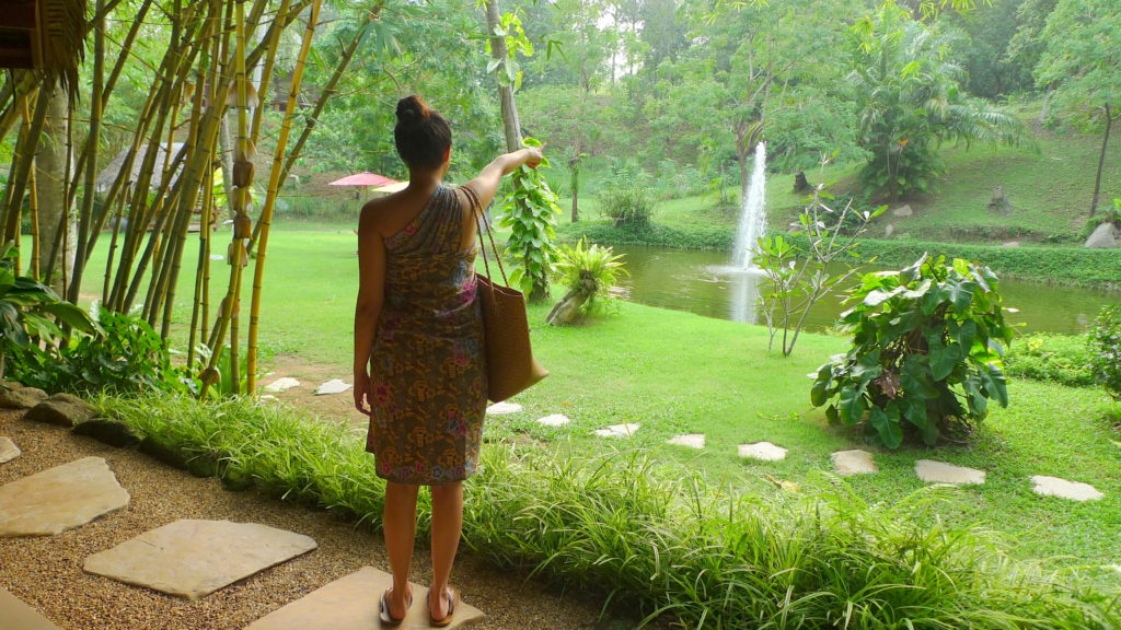 Relaxing afternoon at Tamarind Springs: The perfect finale for any Samui-Phangan Getaway!