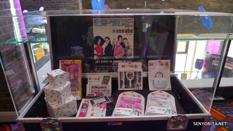 More Spice Girls Merchandise I wished from Santa Clause when I was a kid