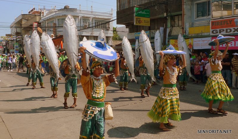 Dagupan City celebrates Bangus Festival every April!